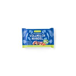 Snack de chocolate y almendras 100g